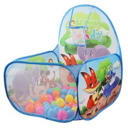 Țarc de joacă cu 60 bile Children Leisure Tent