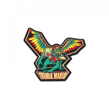 Emblema brodata 14.5x12.5cm