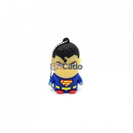 Memorie USB de 16GB Super Man, USB 2.0 poza 1