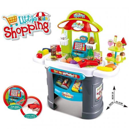 Supermarket de jucărie Little Shopping model 008-911