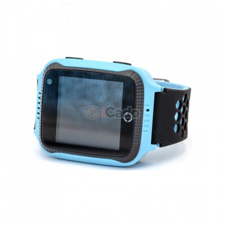 Ceas pentru copii ModelQ528 G900Acu Camera de 0.3MP albastru poza 2