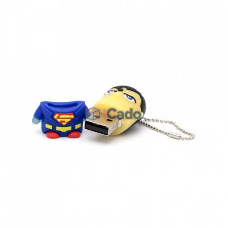 Memorie USB de 16GB Super Man, USB 2.0 poza 3