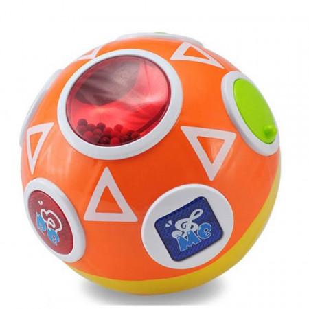 Minge Spin Ball Abero cu lumini și sunete pentru copii