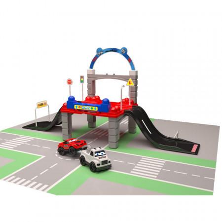 Orașul mașinuțelor din 30 piese Ucar City 2 in 1