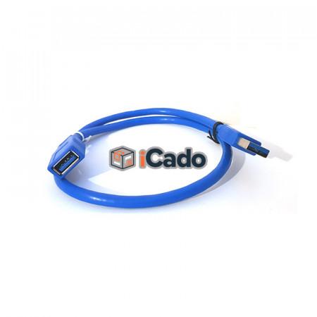 Cablu USB 3.0 de 60 cm - tată / mamă