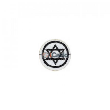 Emblema brodata 3.5x3.5cm
