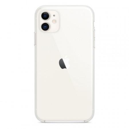 Husă de protecție transparentăMaxCell pentru iPhone 11