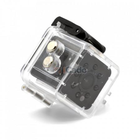 Mini Cameră Video SQ13 Full HD cu WiFi și NightVision cu 8 lumini IR poza 3