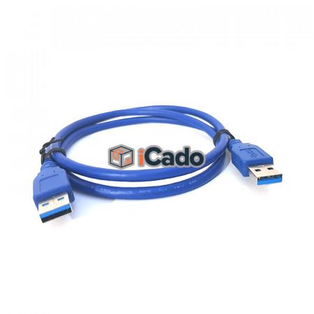 Cablu USB 3.0 de 1m - tată / tată