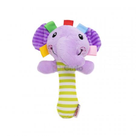 Elefantul Chițăilă - Jucărie de mânăpentru bebelusi poza 1