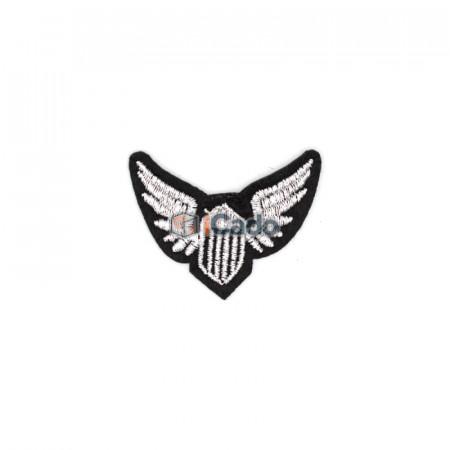 Emblema brodata 4.5x3.5cm