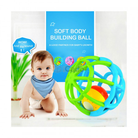 Minge cu lumini și sunete pentru bebeluși - Goodway G106 poza 2