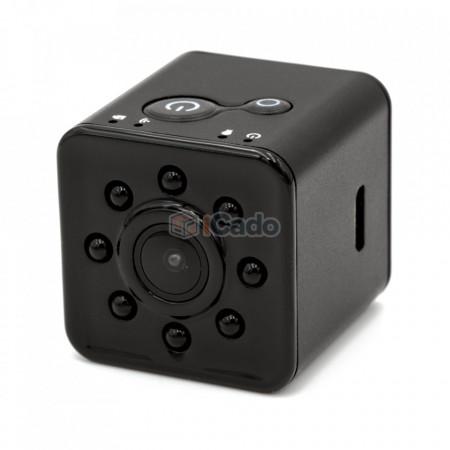Mini Cameră Video SQ13 Full HD cu WiFi și NightVision cu 8 lumini IR poza 1