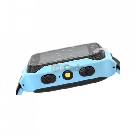 Ceas pentru copii ModelQ528 G900Acu Camera de 0.3MP albastru poza 4