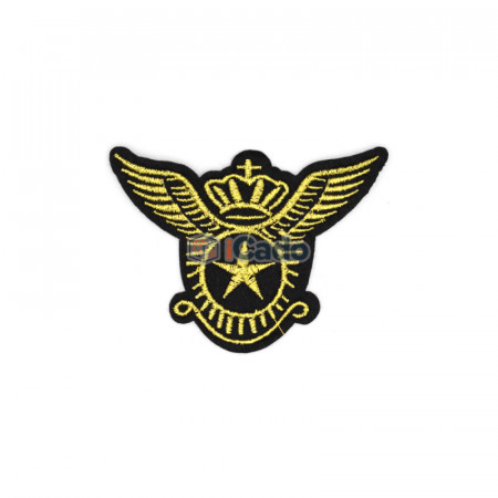 Emblema brodata 8x5.5cm
