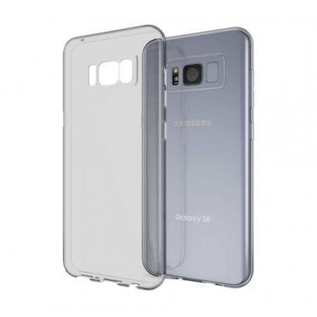 Husă de protecție transparentăMaxCell pentru Samsung Galaxy S8