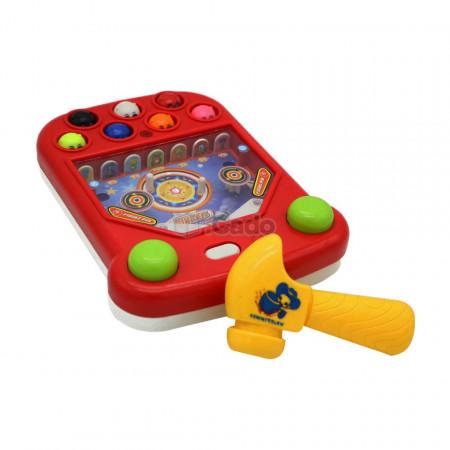 Joc Pinballcu Ciocan - 618A (3xAA) poza 1