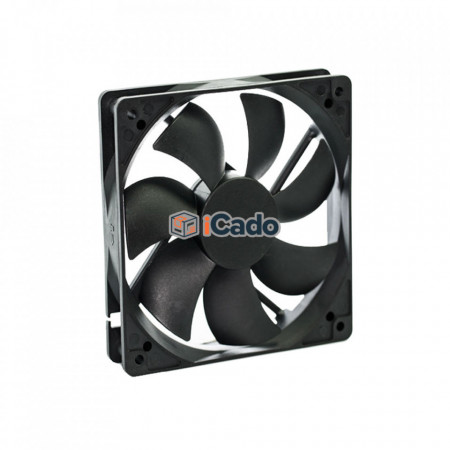 Ventilator de 12V - 2500 rot/min