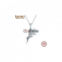 Colier din argint Flower Fairy Long Necklace