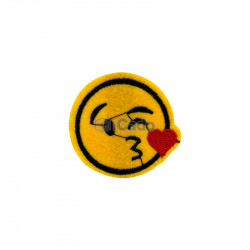 Emblema brodata 4.5x4cm
