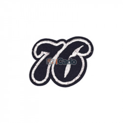 Emblema brodata 76 6x5cm