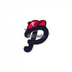 Emblema brodata P 4.5x6.5cm
