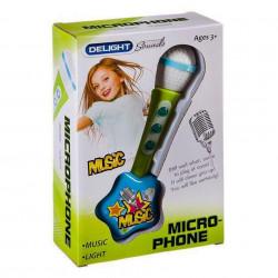 Microfon pentru fetițe model 846Q