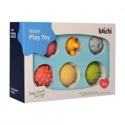 Mingii din silicon pentru băiță Water Play Toy
