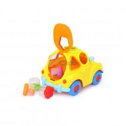 Sortator pentru copii Super Fun Fruit Car - Hola 516 poza 2
