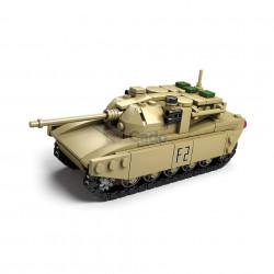 Tanc F2 format din 325 Piese de la KAZI model KY84044 poza 1