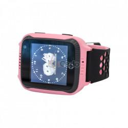 Ceas pentru copii ModelQ528 G900Acu Camera de 0.3MP roz poza 1