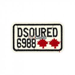 Emblema brodata 7.5x4.5cm