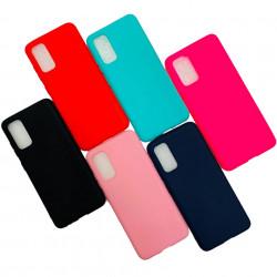 Husă de protecție din silicon pentru Samsung Galaxy A51 - culori