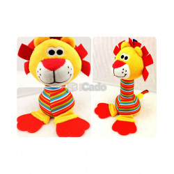 Leul Chițăilă - Jucărie de mână H168008-6 poza 2