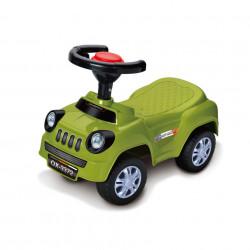 Mașină fără pedale verde Star of RoadMaster