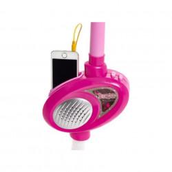 Microfon karaoke model 6363 pentru fetițe de 3 ani+ poza 2
