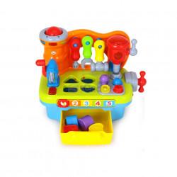 Micul meu atelier, Masă cu instrumente, My little workshop - Hola 907 poza 1