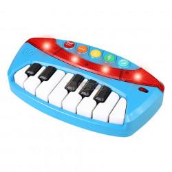 Pian electronic de jucărie cu 13 clape