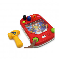 Joc Pinballcu Ciocan - 618A (3xAA) poza 3