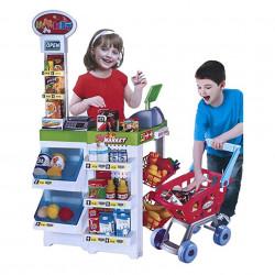 Supermarket de jucărie Shopping Market Magazin de jucărie