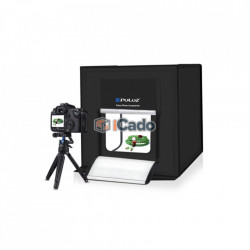 Cort Foto Profesional Portabil 40 x 40 cm - Puluz