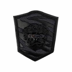 Emblema brodata 6.5x7cm cap