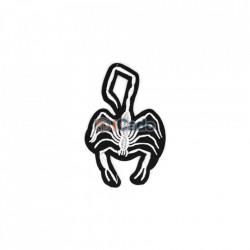 Scorpion brodat