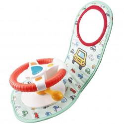 Volan de jucărie interactiv cu sunete