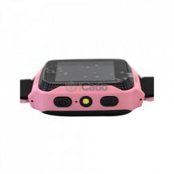 Ceas pentru copii ModelQ528 G900Acu Camera de 0.3MP roz poza 4