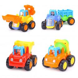 Set de 4 Vehicule Utilitare