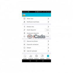 Brățară Fitness Roșie Letine Sistem: Andriod 4.3+ și iOS 8.0+ poza 8