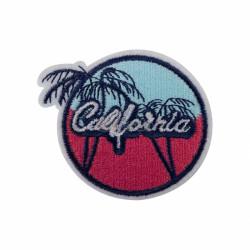 Emblema brodata California 5.5x6.5cm