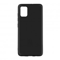 Husa A51 - Husă de protecție roșie din silicon pentru Samsung Galaxy A51