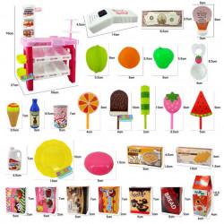 poza cu accesoriile supermarket-ului